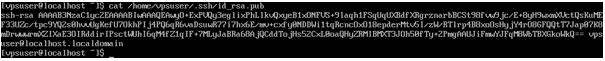SSH-password