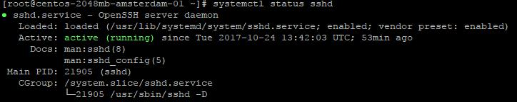 Securing Your SSH Server