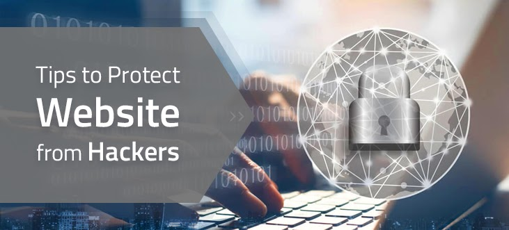 tip to protect website from hacker
